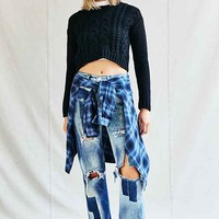 Urban Renewal Recycled Denim Block Jean