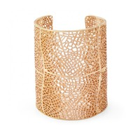 Sole Society Metal Lace Cuff