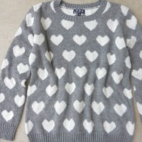 Amour Knit Sweater