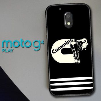 Cummins Turbo R0167 Motorola Moto G4 Play Case