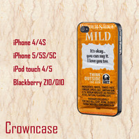 ipod 5 case,ipod 4 case,iphone 5s case,iphone 5c case,iphone 5 case,iphone 4 case,z10 case,q10 case--Taco bell sauce packet,in plastic.