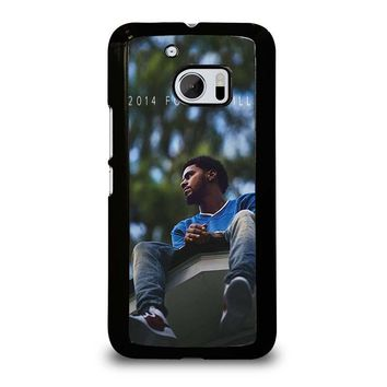 J. COLE FOREST HILLS  HTC One M10 Case Cover