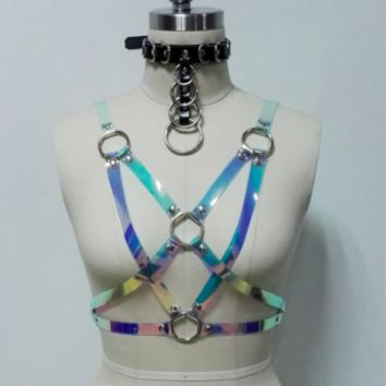 Holographic Temptress Harness