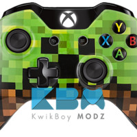Minecraft Xbox One Controller