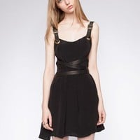 Erin strapped dress