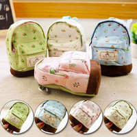 """4.5"""" Cute Case Storage Box Mini Makeup Bag Cosmetic Wash Toiletry Pouch Travel Coin Bag Purse Wallet = 1651452292"""
