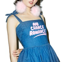 No Chance Romance Top