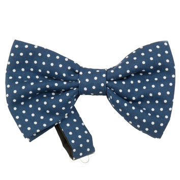 Giotto-Silk Cotton Handmade Pre-Tied Bow