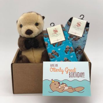 Birthday Otter Package