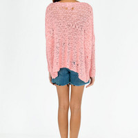 Getting Knitty Sweater $50