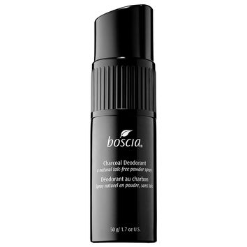 Sephora: boscia : Charcoal Deodorant Natural Talc-Free Powder Spray : deodorant-antiperspirant