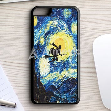 Starry Night With Harry Potter iPhone 7 Plus Case | armeyla.com