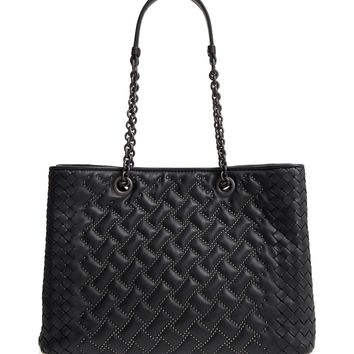 Bottega Veneta Medium Studded Leather Tote Bag | Nordstrom