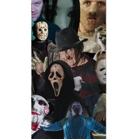 Cinema Killers Beach Towel