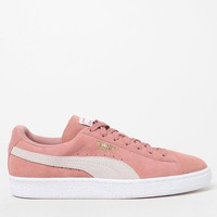 puma women s pink suede classic sneakers at pacsun com  number 1