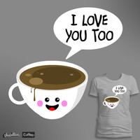 I love you too... on Threadless
