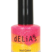 Pink/Orange/Yellow Mixable Nail Polish