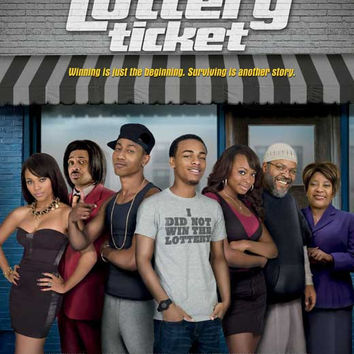 Lottery Ticket (Spanish) 27x40 Movie Poster (2010)