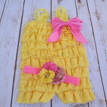 Cake Smash Outfit Girl, 1st Birthday Girl Outfit, 2nd Birthday Outfit Girl, Newborn Photo Outfit, Baby Girl 1st Birthday Outfit, Romper