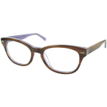 Walmart: Trend by DNA Women's Rx-able Eyeglass Frames, Tortoise Lavender