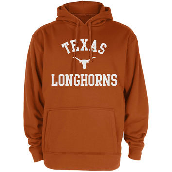 Men's Texas Orange Texas Longhorns Aster Performance Pullover Hoodie
