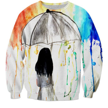 Colored Rain