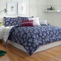 Scatter Dot Reversible Comforter Set