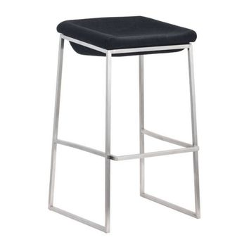 Scoops Bar Stool Dark Gray