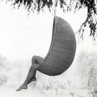 MONOQI | Hanging Egg Chair - Outdoor