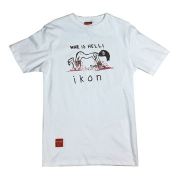 ikon War is Hell Tee