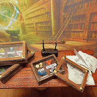 The Collector - # 1 - Miniature theca minerals dollhouse 1:12