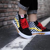 VANS X THRASHER 2017 Skateboarding Shoes 36-44
