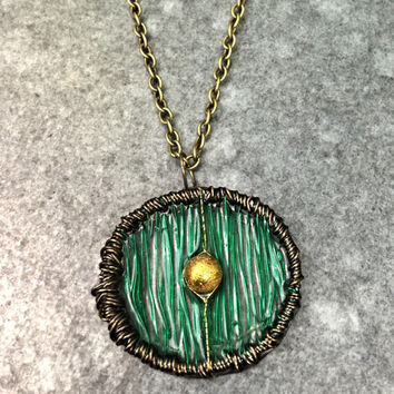 Bag End Necklace