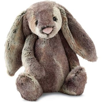 Infant Jellycat 'Woodland Babe Bunny' Stuffed Animal