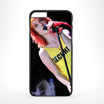 Hayley Williams Paramore Singer iPhone 6 Plus Case