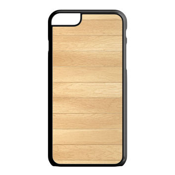 Wooden Panel iPhone 6S Plus Case