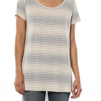 Belong With Me Striped Tee