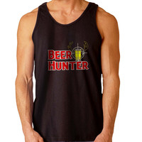 Beer Hunting For Mens Tank Top ***