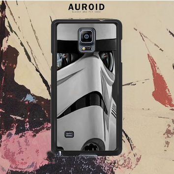 Star Wars Stormtrooper 02 Samsung Galaxy Note 4 Case Auroid
