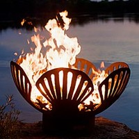 Fire Pits: Decorative Fire Pits, Fire Bowls - Plow & Hearth