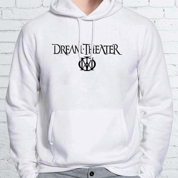 Dream Theater Logo Simple Unisex Hoodies - ZZ Hoodie
