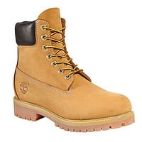 "Timberland Women's 6"" Premium Waterproof Combat Boots - Wheat"