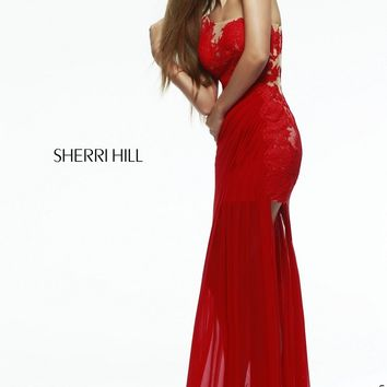 Sherri Hill 5201 In Stock