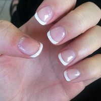 sport short nails - Google Search