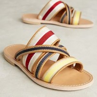 Morena Gabbrielli Adria Slides in Novelty Size:
