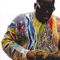 Notorious BIG Cash Portrait Poster 24x36