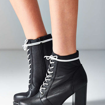 Jeffrey Campbell Legion Lace-Up Boot - Urban Outfitters