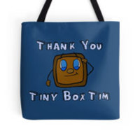 Thank You Tiny Box Tim | Markiplier by CatchYouLater