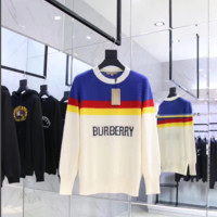 Burberry Mohair Sweater 002