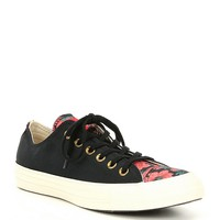 Converse Chuck Taylor® Oxford Black Cherry Sneakers | Dillards